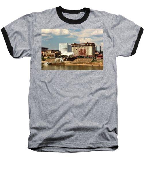 Charleston West Virginia Baseball T-Shirt by L O C