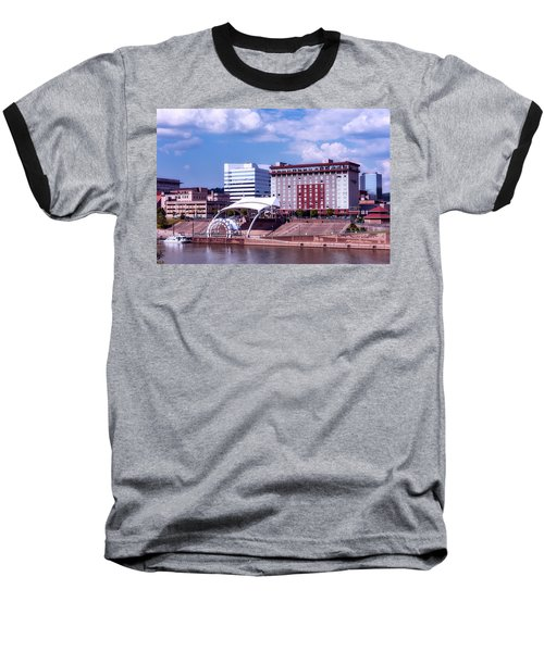 Charleston West Virginina Baseball T-Shirt by L O C