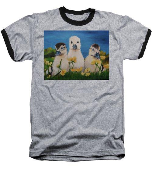 Charlie's Angels Baseball T-Shirt