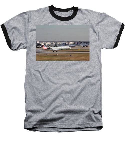 Charlotte Douglas International Airport 20 Baseball T-Shirt