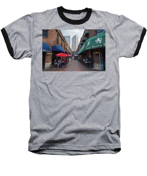 Charlotte, North Carolina Baseball T-Shirt