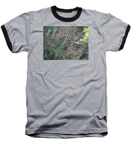 Charlotte's Web Baseball T-Shirt by Charlotte Gray