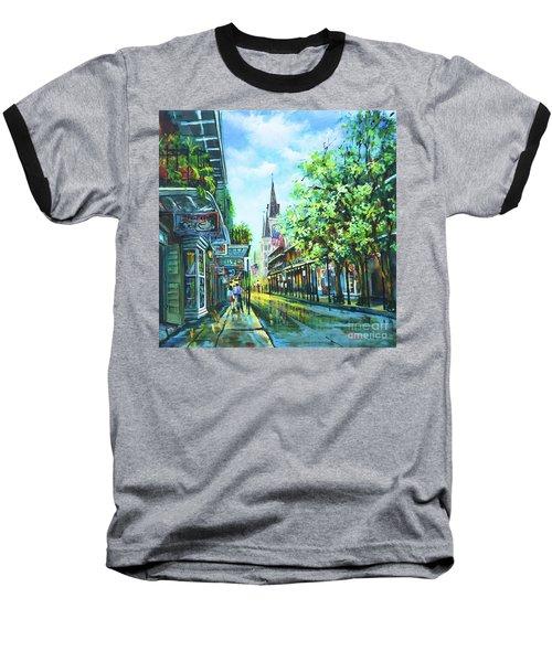 Chartres Afternoon Baseball T-Shirt