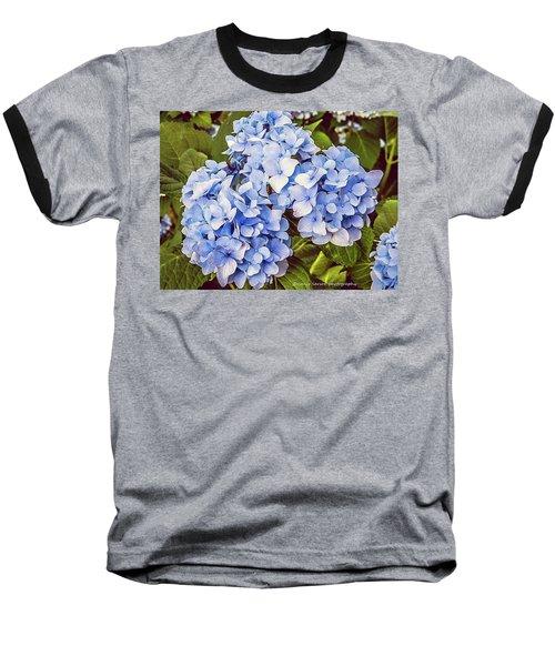 Chase Away The Blues Baseball T-Shirt