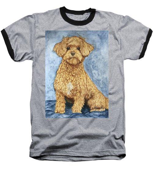 Chase The Maltipoo Baseball T-Shirt