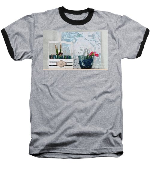 Chase Your Dreams And Create Baseball T-Shirt