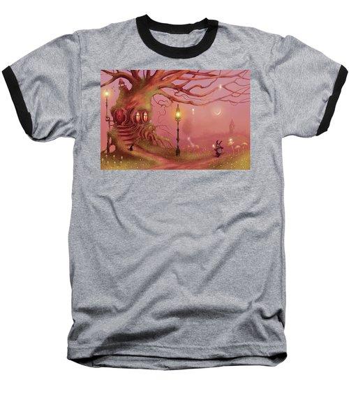 Chasing Fairies Baseball T-Shirt