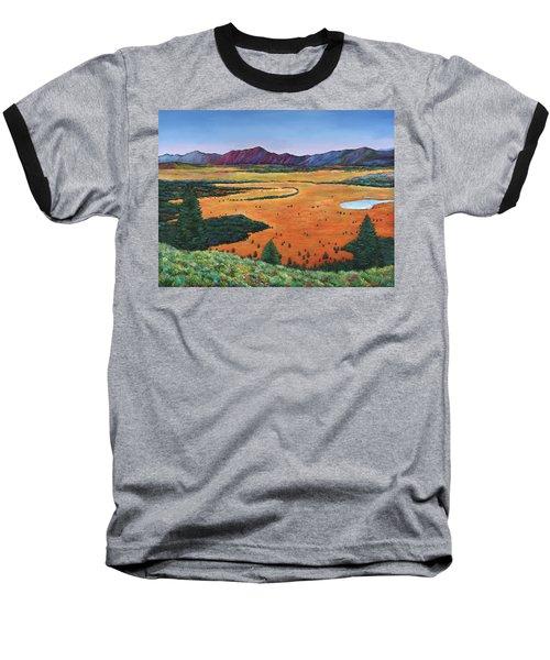 Chasing Heaven Baseball T-Shirt