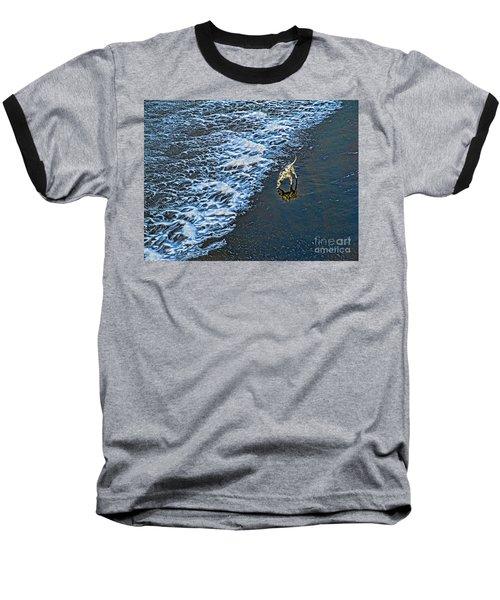Chasing Waves Baseball T-Shirt