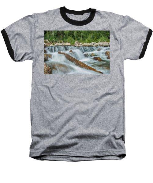 Chasm Falls Baseball T-Shirt