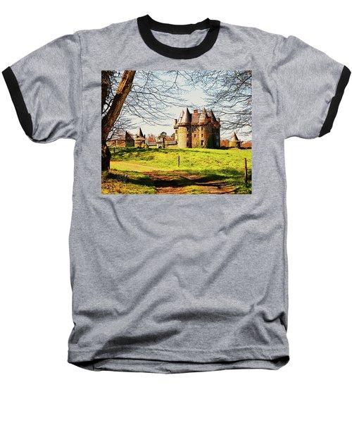 Chateau De Landale Baseball T-Shirt