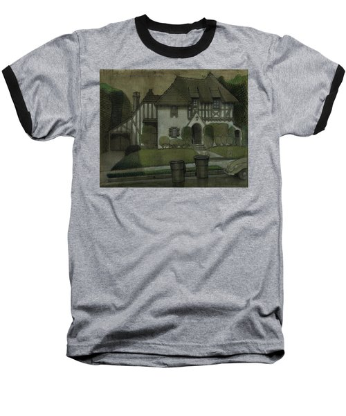 Chateau In The City Baseball T-Shirt