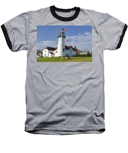 Chatham Lighthouse I Baseball T-Shirt
