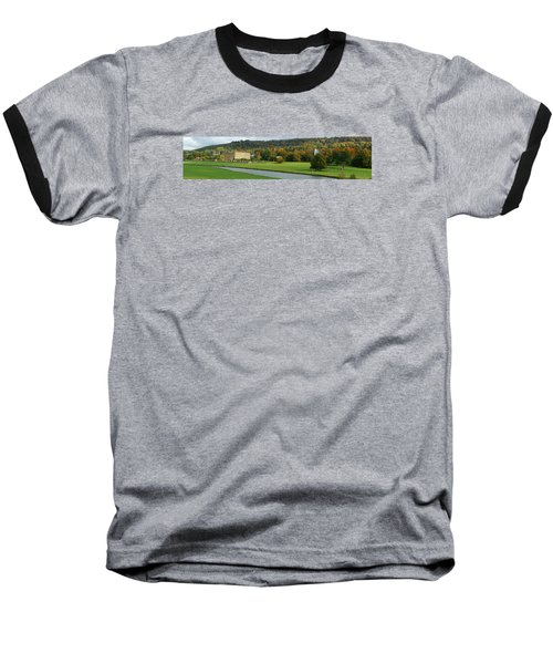 Chatsworth Panorama Baseball T-Shirt