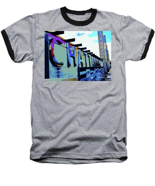 Chattanooga Tennessee Sign Baseball T-Shirt