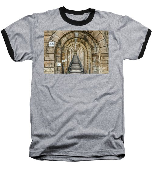 Chaumont Viaduct France Baseball T-Shirt