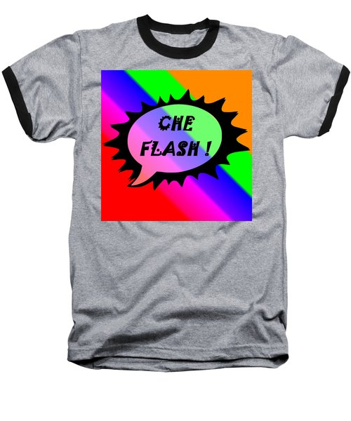 Che Flash Baseball T-Shirt