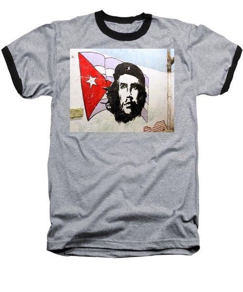 Che Guevara Baseball T-Shirt