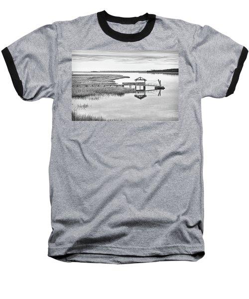 Chechessee Dock Baseball T-Shirt