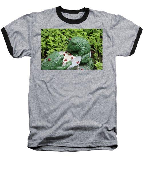 Checkers Baseball T-Shirt