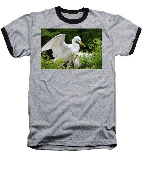 Checking-in Baseball T-Shirt