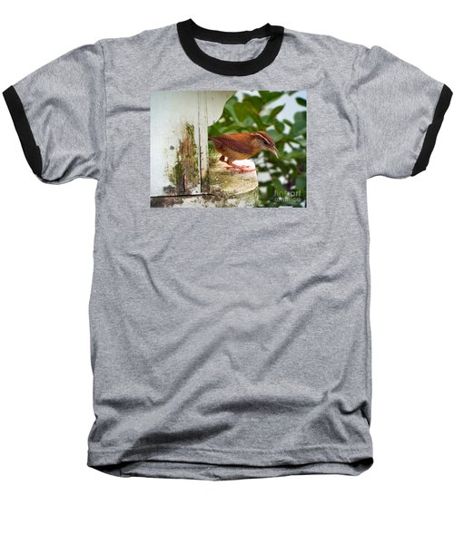 Checking Out New Digs Baseball T-Shirt