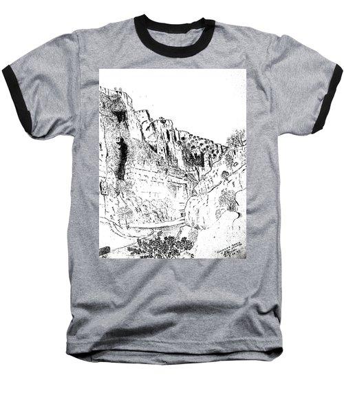 Cheddar Gorge Baseball T-Shirt