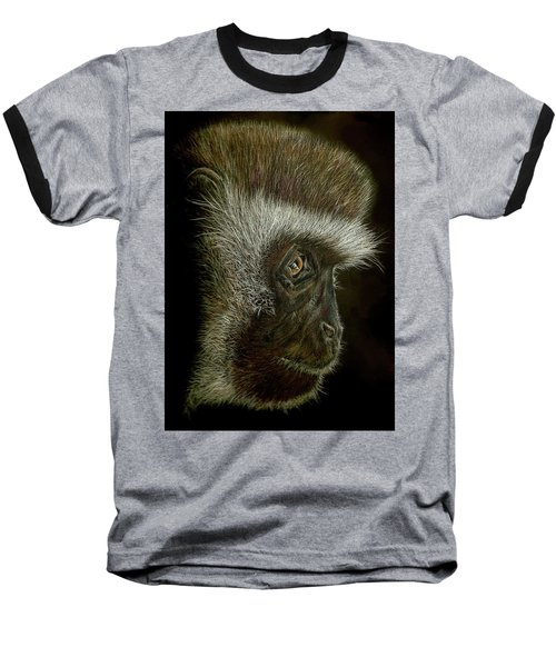 Cheeky Monkey Baseball T-Shirt