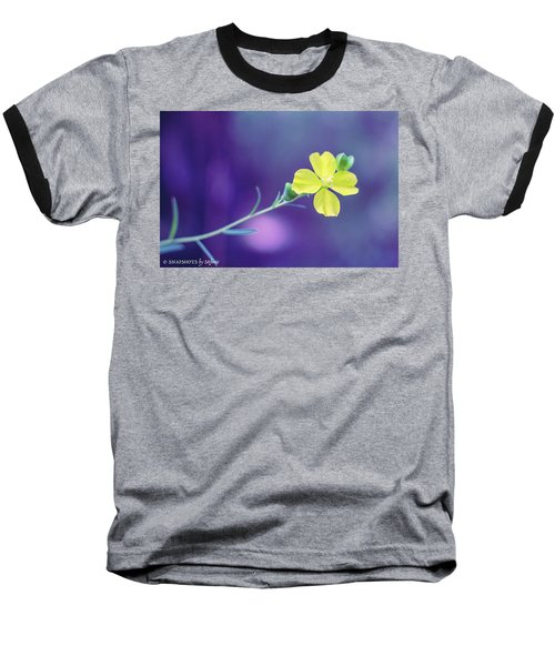 Cheer Up Buttercup Baseball T-Shirt