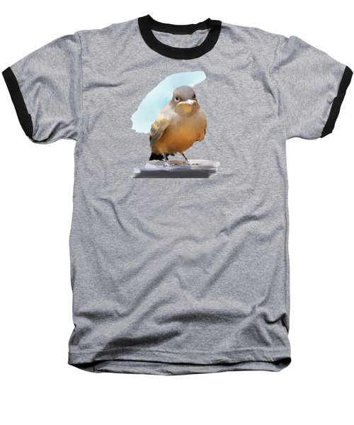Cheer Up Baseball T-Shirt
