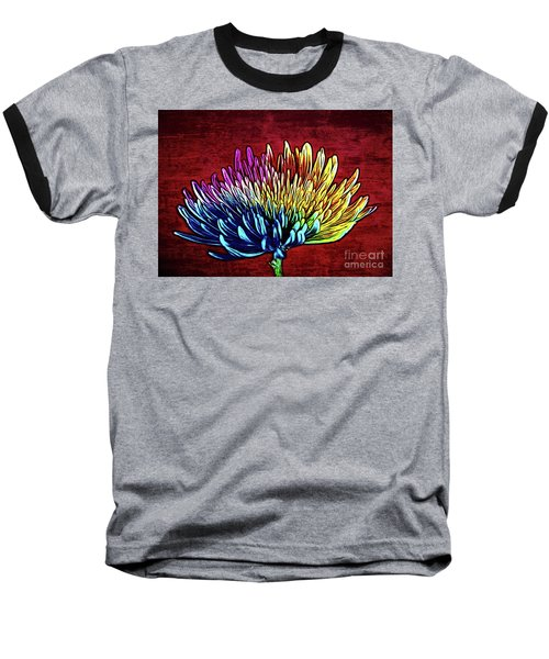 Cheerful 147 Baseball T-Shirt
