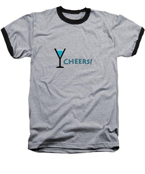 Cheers Baseball T-Shirt
