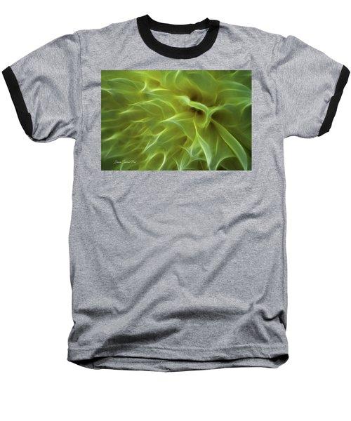 Cheery Chrysanthemum Baseball T-Shirt