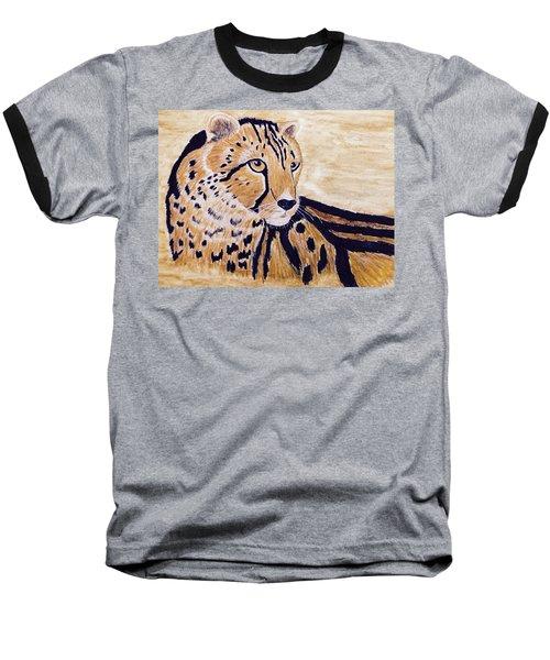 Cheeta Baseball T-Shirt