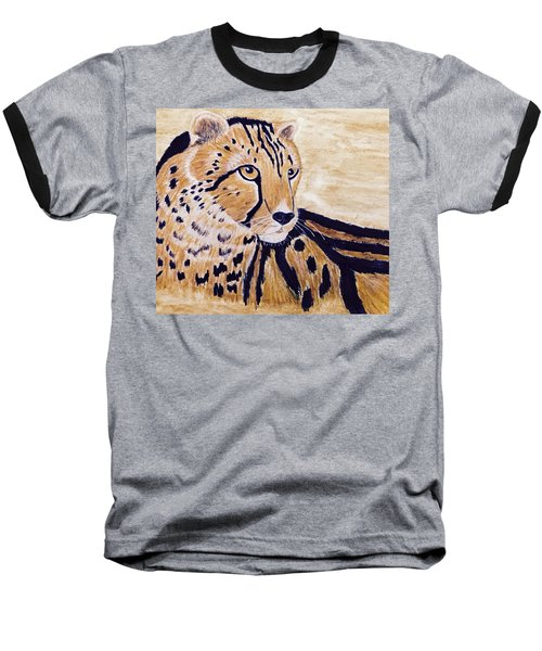 Cheeta Baseball T-Shirt