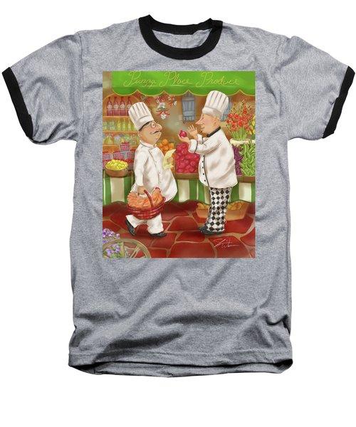 Chefs Go To Market Iv Baseball T-Shirt