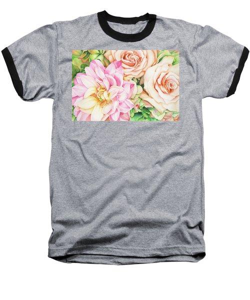 Chelsea's Bouquet Baseball T-Shirt