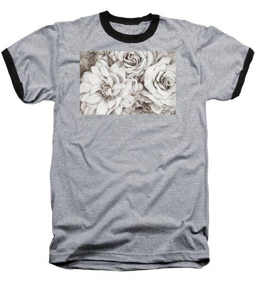 Chelsea's Bouquet - Neutral Baseball T-Shirt