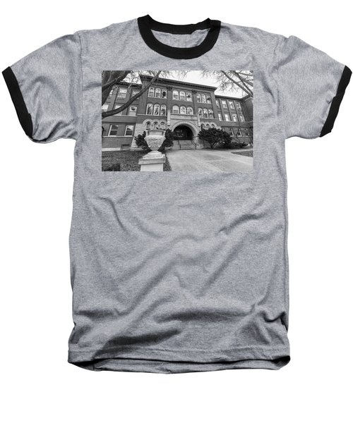 Chemistry Building University Of Illinois  Baseball T-Shirt