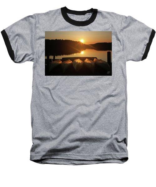 Cherish Your Visions Baseball T-Shirt by Geri Glavis