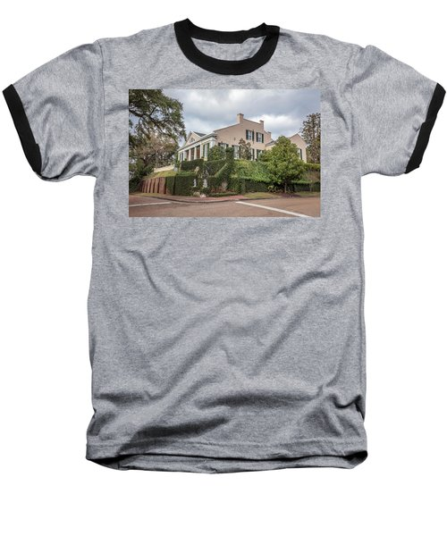 Cherokee House Natchez Ms Baseball T-Shirt