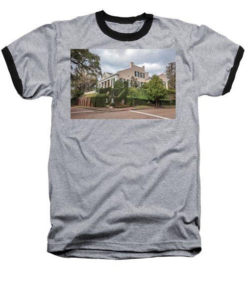 Cherokee House Natchez Ms Baseball T-Shirt