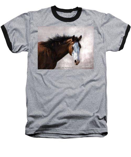 Cherokee Baseball T-Shirt by Kathy Russell