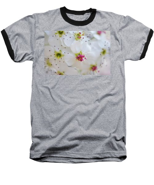 Baseball T-Shirt featuring the photograph Cherry Blooms by Darren White