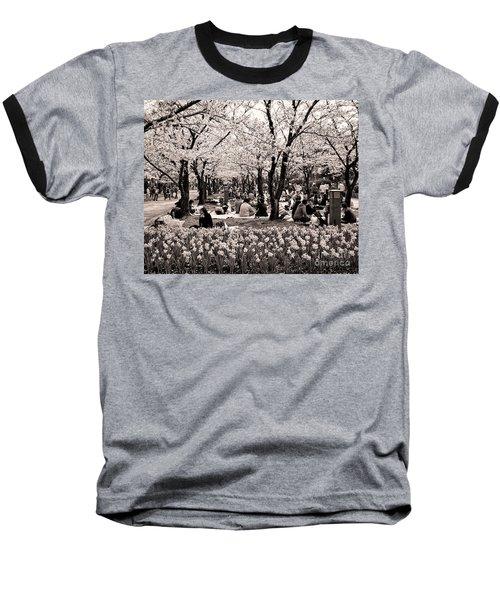 Cherry Blossom Festival Baseball T-Shirt