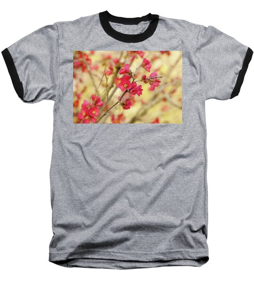 Cherry Blossom  Baseball T-Shirt