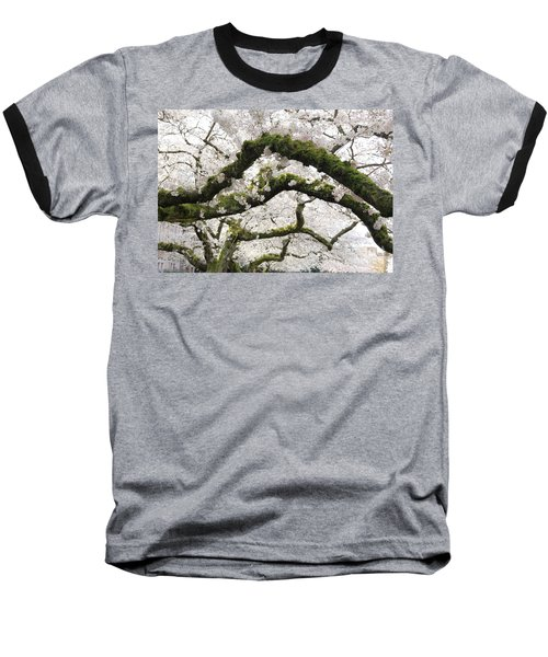 Cherry Blossoms 104 Baseball T-Shirt