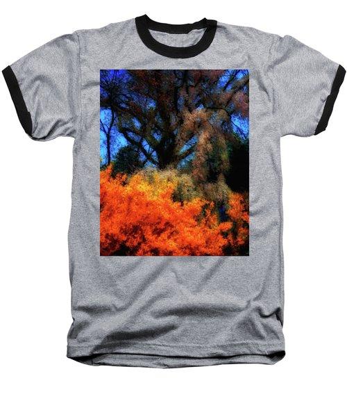 Cherry Blossoms P4 Baseball T-Shirt