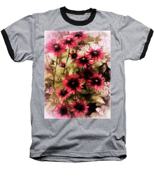 Cherry Brandy Baseball T-Shirt