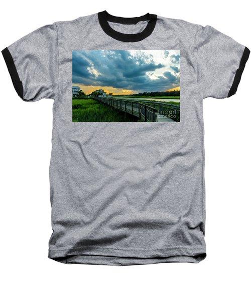 Cherry Grove Channel Marsh Baseball T-Shirt